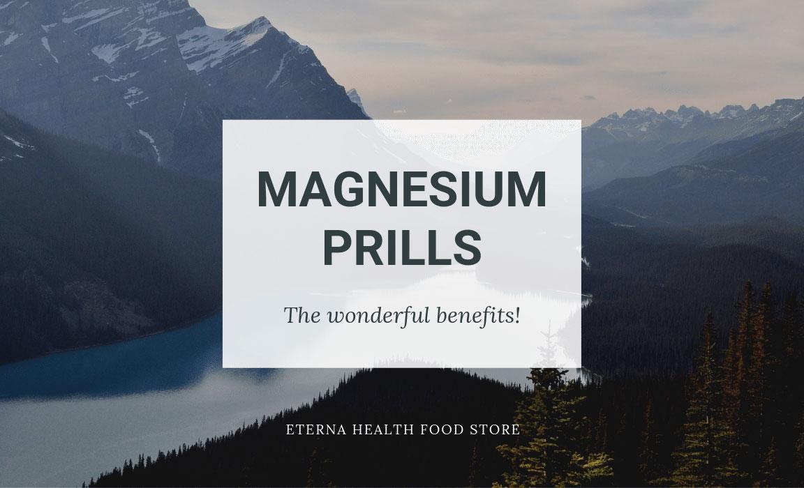 Magnesium Prills