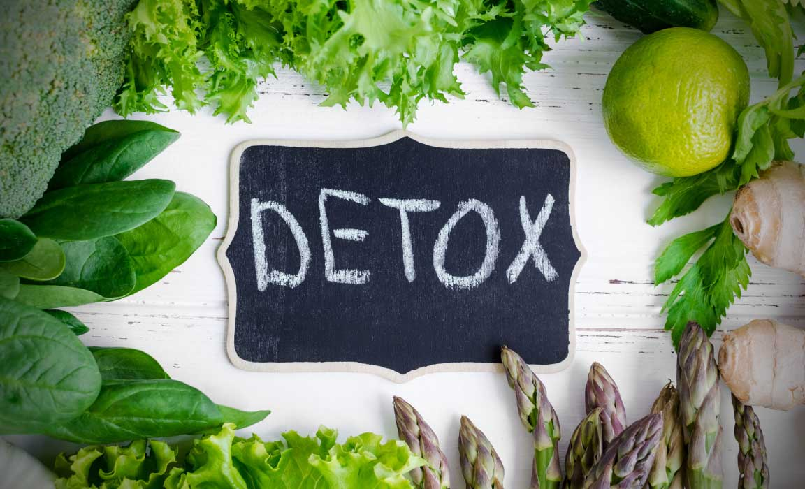 Colon cleanse and a Whole-body Cleanse / Detox can help you lose weight
