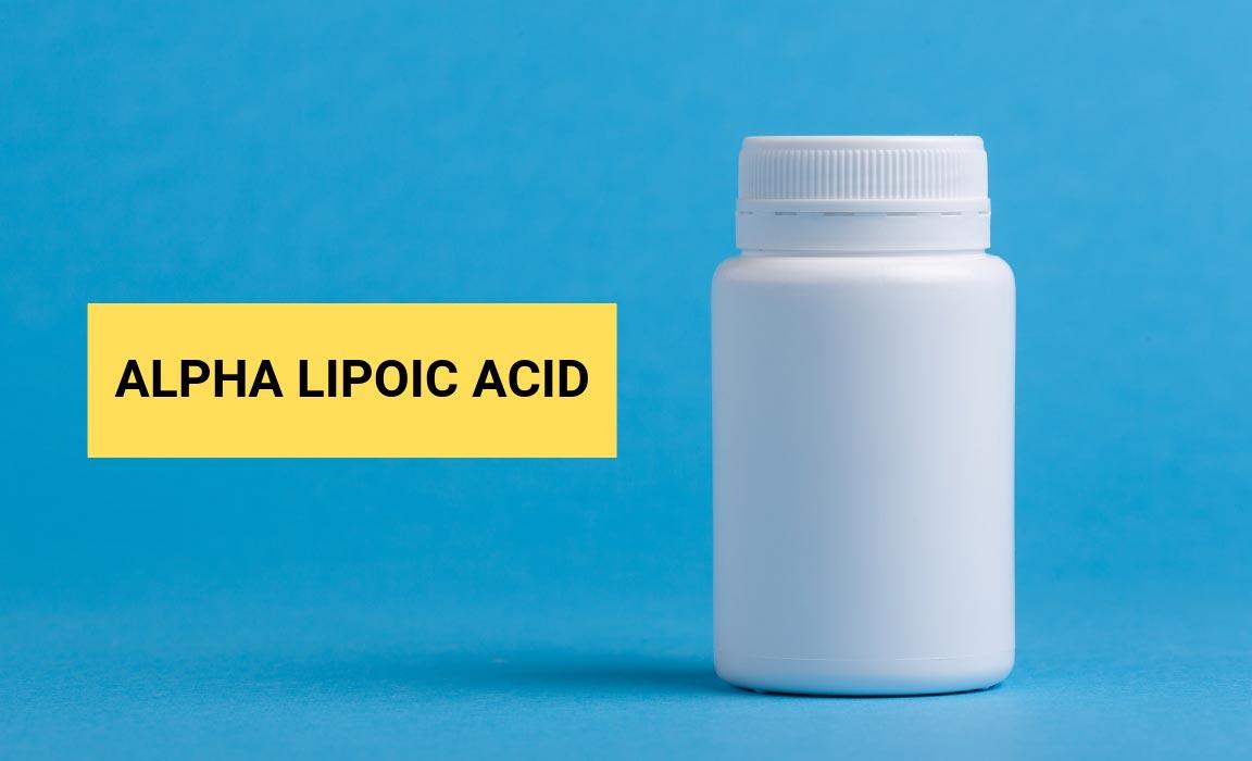 Alpha Lipoic Acid is More than Just a Powerful Antioxidant
