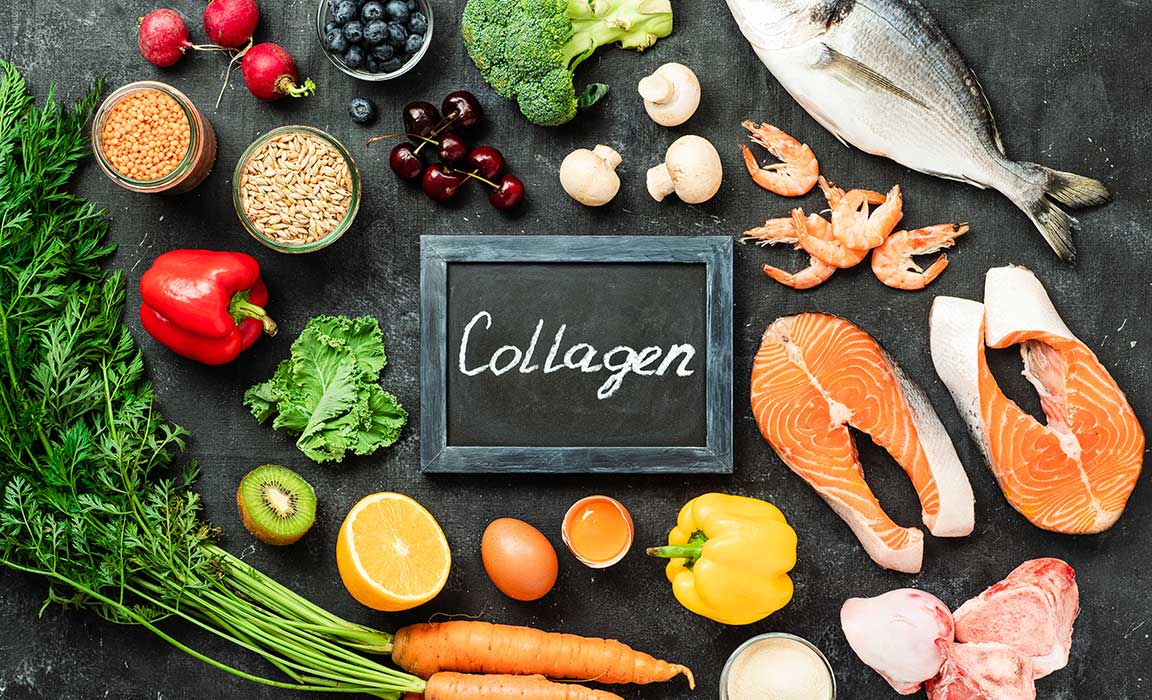 Healthy Collagen Formation Helps Youthful Skin and Healthy Joints