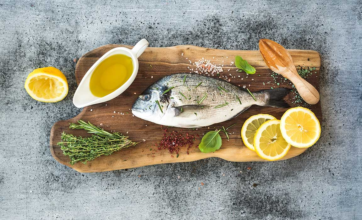 How Omega-3 Fish Oil Benefits Your Health