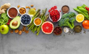 A Healthy Diet is the Most Important Way to Detoxify