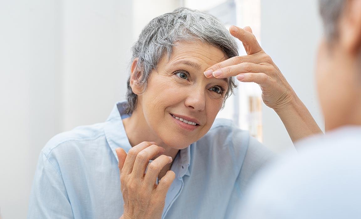 Derma Matrix Powder Nourishes Skin and Reduces Wrinkles