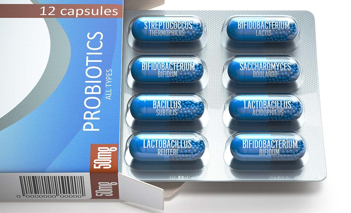 Probiotics are Supplements of Good Bacteria
