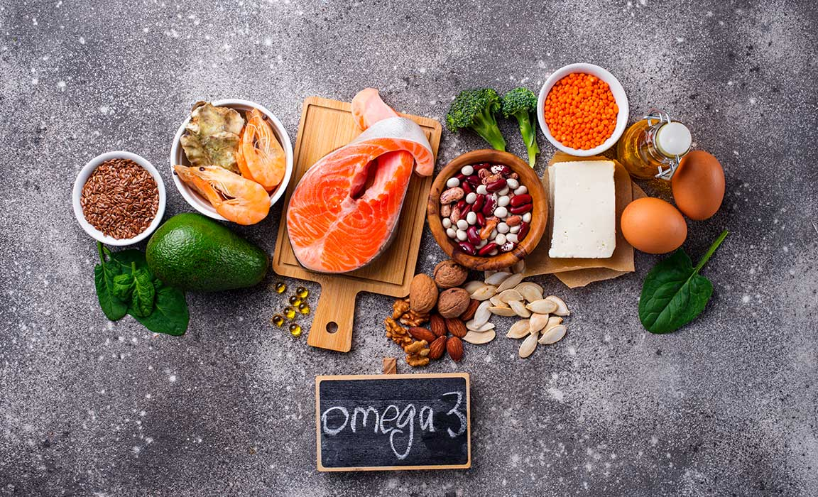 Omega 3 Foods – the Benefits of Essential Fatty Acids