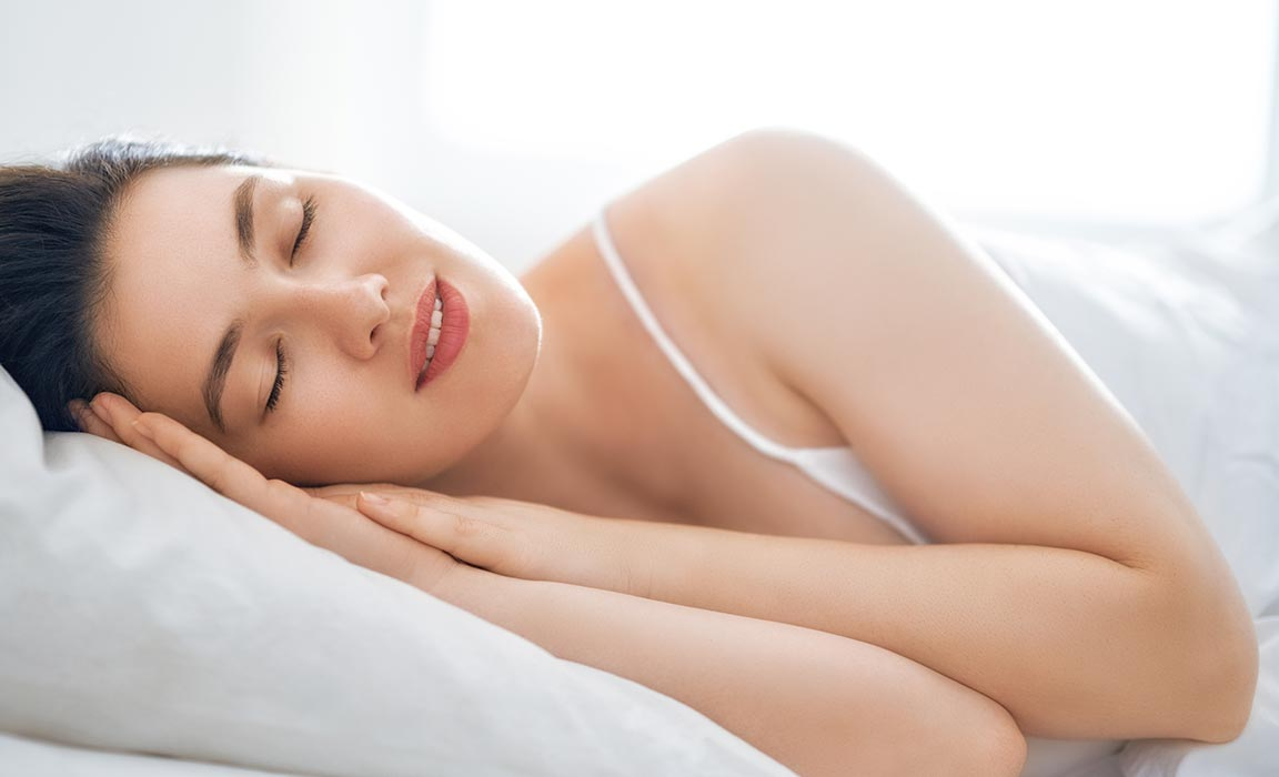 Happy Sleeper can Assists in Easing Feelings of Anxiety and Stress at Bed Time.